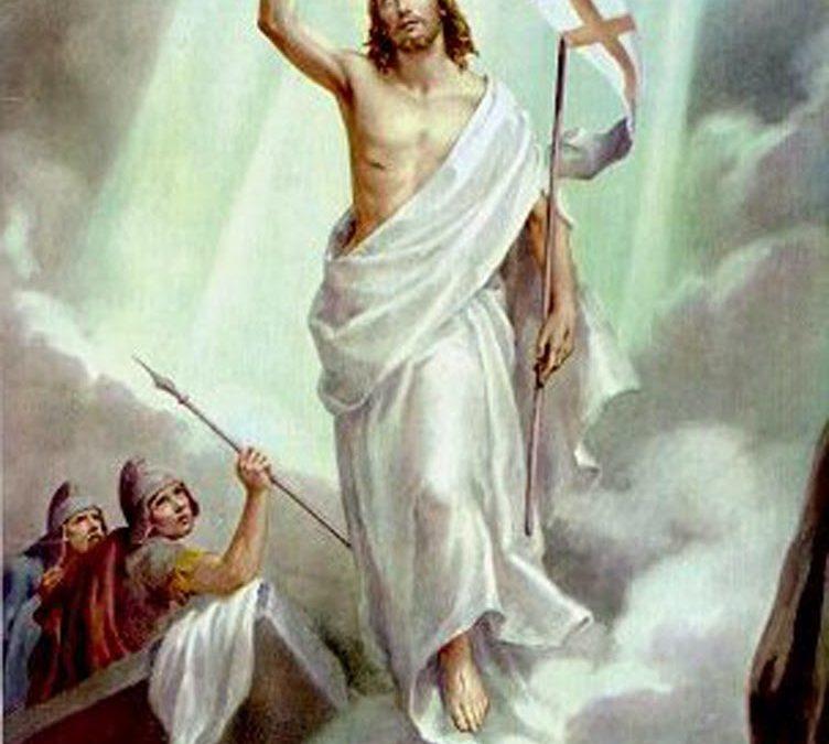 Jesus, nossa Páscoa!