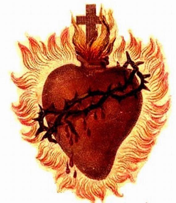 Por que os católicos veneram o Coração de Jesus?