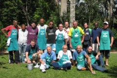 1a. Caminhada Masculina de Petrópolis - 25, 26, 27/04/2008