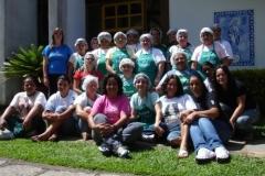 Caminhada Feminina 28, 29 e 30 de Março 2008
