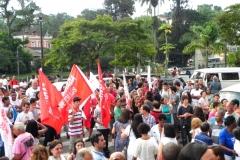 Participações da Caminhada