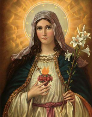 Sábado, dia de Nossa Senhora