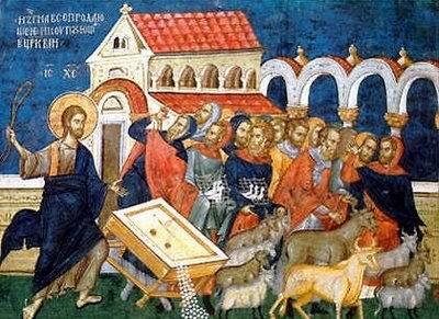 A santa violência de Jesus – Meditações Dominicais – III Domingo da Quaresma – Ano B