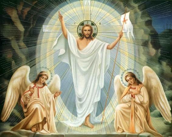 Por que nos alegramos na Páscoa?