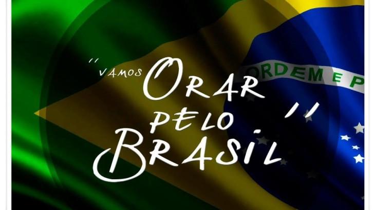 Dia de Oração pelo Brasil